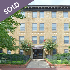 1741 T St NW #102 - $499,000