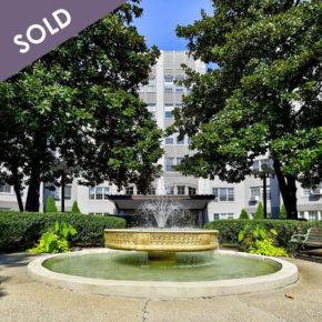 2737 Devonshire Place NW #125 - $419,000