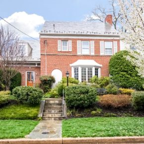 4507 Verplanck Place NW - $1,595,000