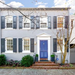 3214 Reservoir Road NW - $2,375,000